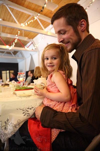 CCC Father-Daughter Tea 2013