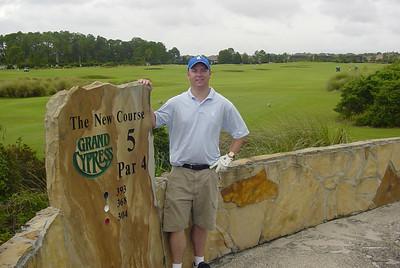 Jesse's Florida Golf trip