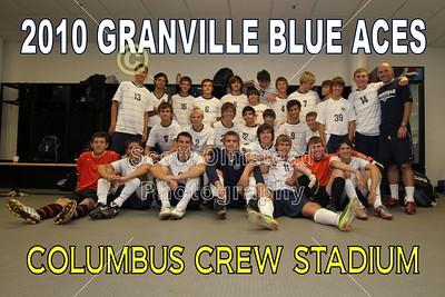 2010 Granville vs Newark at Crew Stadium (09-23-10)