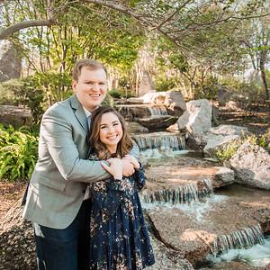 Amy & Philip Engagement Portraits