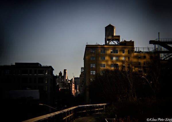 High Line Photowalk November 2020