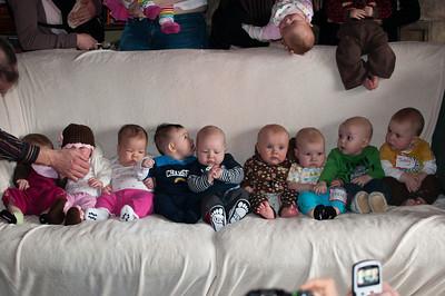 Penny Simkin's Home Birth Class Reunion