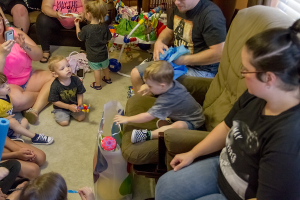 2017-05-07 Dominic's 3rd Bday