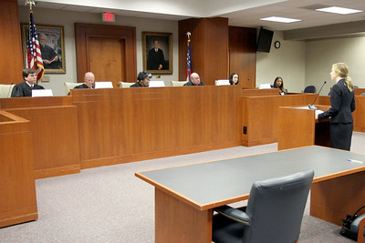 2016 Hugh Lawson Moot Courtroom Competition