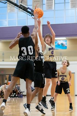 Broughton basketball vs Northern Nash. November 13, 2019. MRC_6202