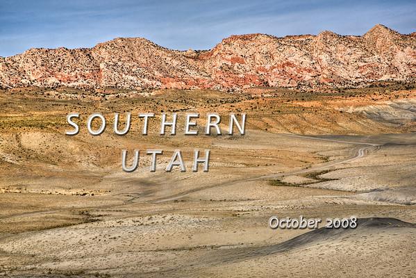Southern Utah 2008