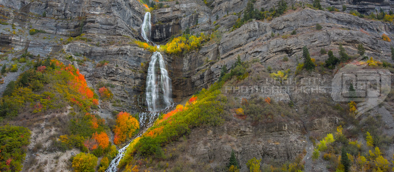 Provo : Bridal Veil :Wasatch Forest