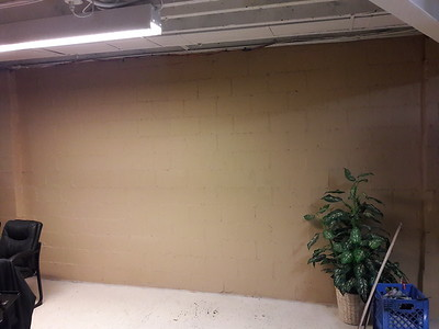 The Wall ( Channel One Productions Office)