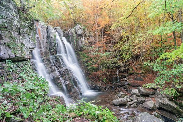 Dardagna Waterfalls 2021