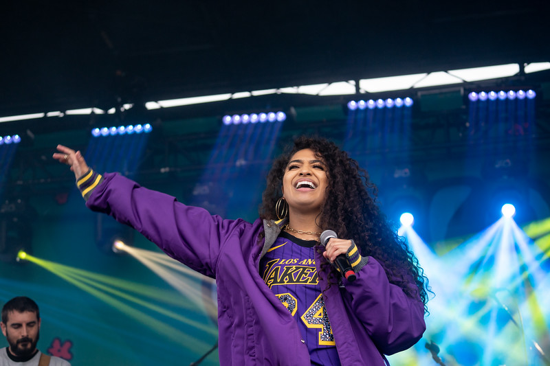 Analea Brown at Cali One Love 2020