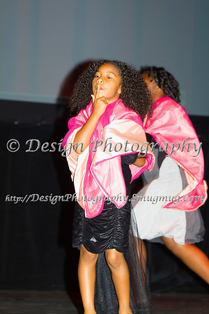 Youth Fashion Show at Colorado College