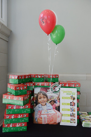 Operation Christmas Child with David Gal-Chis