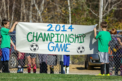 2014 Youth Soccer Championship Game