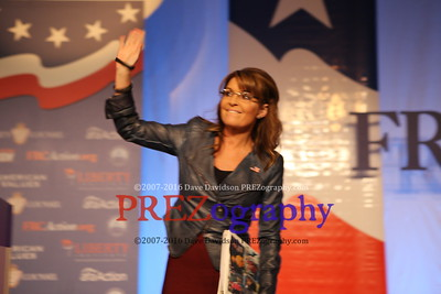 Sarah Palin Value Voters 2014