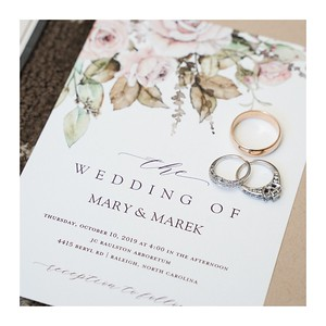 Mary & Marek's Wedding Album