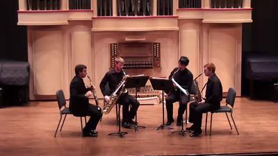 2012-12-02 - USC Saxophone Studio Performances