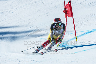 Mens GS March 28th 1st Run selected racers