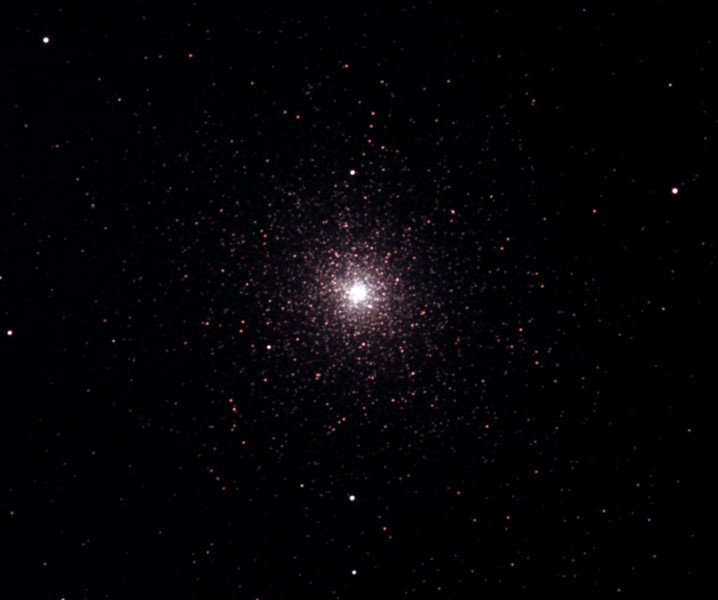 Caldwell 106 - NGC104 - 47 Tucanae - 26/12/2011 (Processed stack)