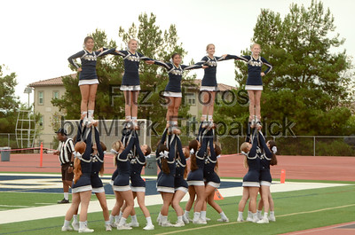 JV Cheer vs. Loyola