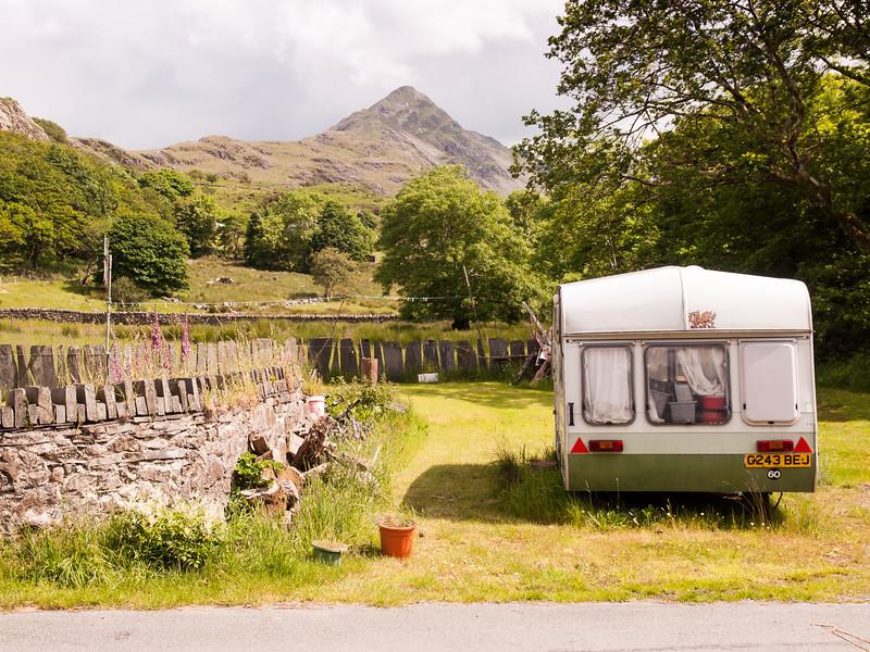 Caravan and Cnicht