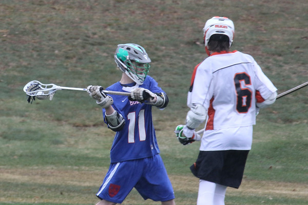 Boys' JV Lacrosse vs. Kimball Union | April 25