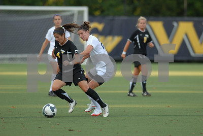 8-27 Womens Soccer v. Towson