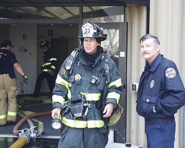 Greenwood Village Fire Training