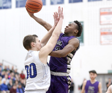 Downers Grove North boys basketball sectional