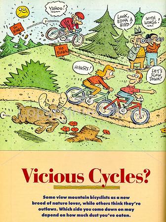 Sierra Magazine - Vicious Cycles?