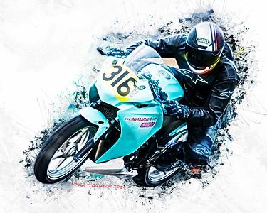 316 Sprint Artwork