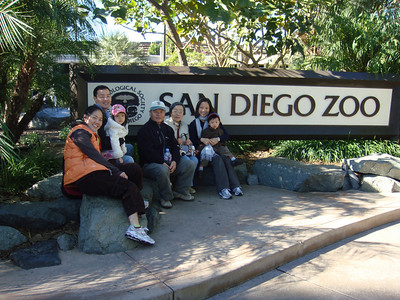 December 28, 2008 - San Diego Zoo