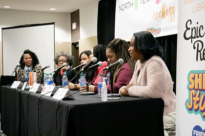 North Texas Teen Book Festival (3-16-2020)
