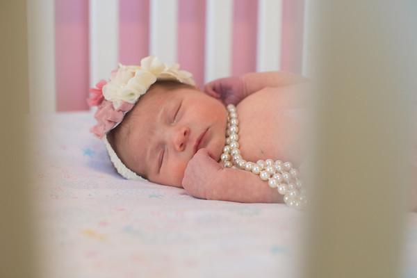Newborn Morgan