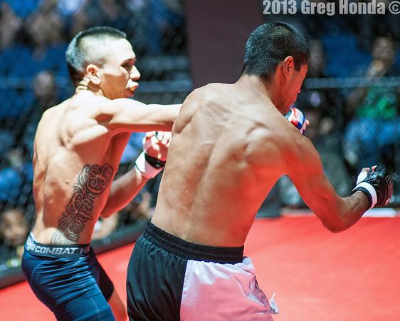Chaz Dunhour vs Bronson Chung