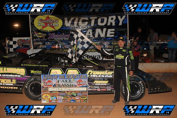 Smoky Mountain Speedway SAS King of the Mountain Fall Classic 9/17/16
