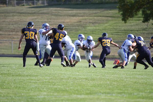 Wildcat JV and 9b Football