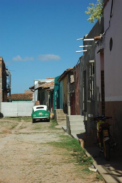Trinidad street - Leslie Rowley