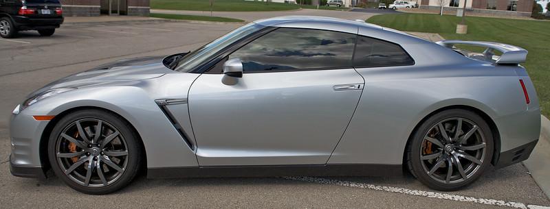 2014 Nissan GT-R Window Tint