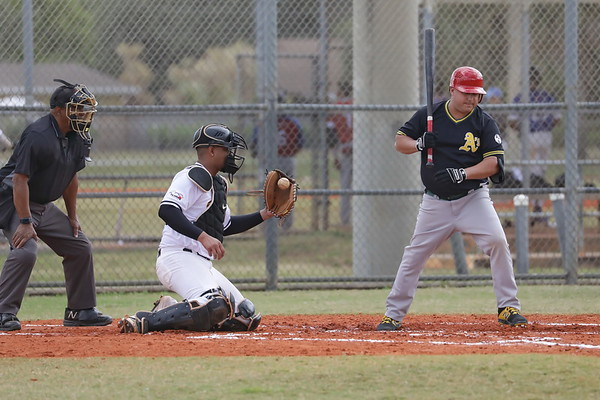 Coral Gables A's vs Tampa Rieleros 3/20/2021