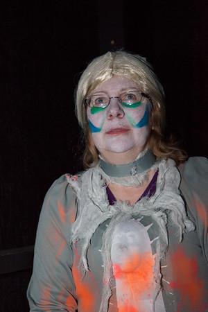 Haunted Hayride 2014