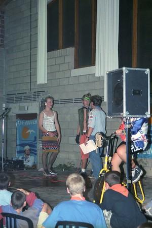 1997-1998 - Activiteit - Kaas & Wijnavond