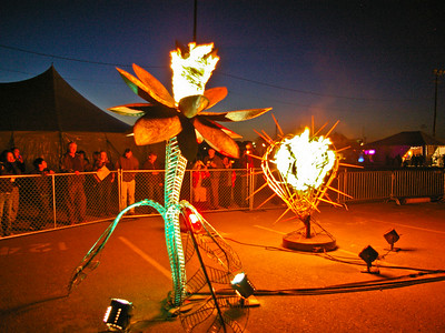 crucible fire arts fest '09