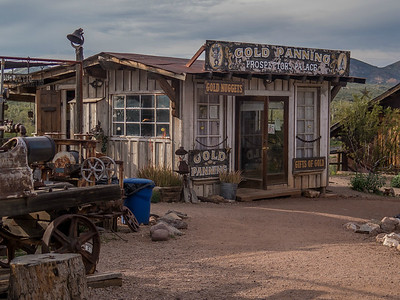 Goldfield Ghost town & Mine