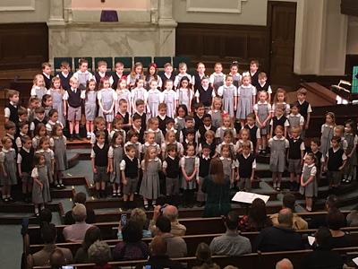Crescent Hill Primary Cantata