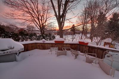 Feb. 7-9, 2015 Snowstorm