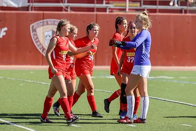 Girls Soccer Varsity - Judge - Delta • 10-17-2020