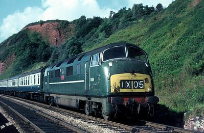 1967 - 1968 colour