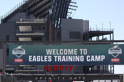 Eagles Training Camp August 2013