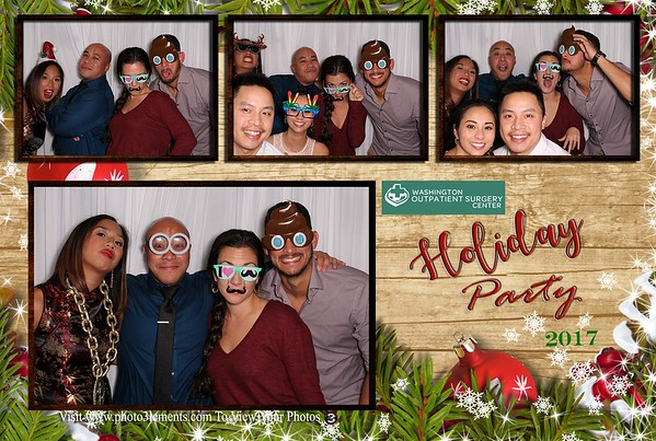 WOSC Holiday Party 2017