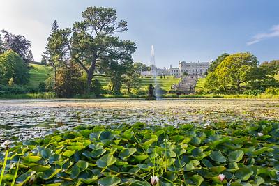 Irland - Powerscourt Gardens
